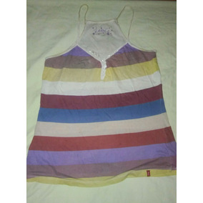 Musculosa Levis Mujer M