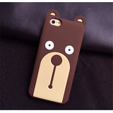 Capa Iphone 6 Plus 6s Plus Urso Cachorro Dog Animais