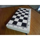 Juego 2 En 1 Domino - Backgammon Caja Madera Sin Uso