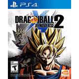 Dragon Ball Xv Xenoverse 2 Ps4 - Fisico - Nuevo - Nextgames