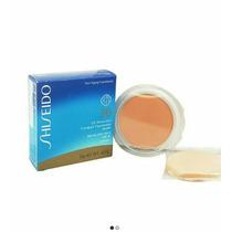 Shiseido Refil Base Em Pó Compact Foundation + Brinde