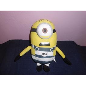 Peluche Minions Mi Villano Favorito 3 De Toy Factory 27 Cms