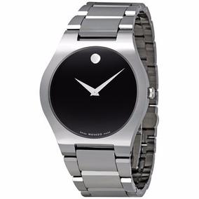 Reloj Para Hombre Fiero Tungsten Movado Mv-0605619