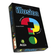 Illusion Juego De Mesa Maldon Scarlet Kids