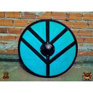 Escudo Viking/ Medieval/ Heráldica/ Brasão