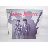 Lara Y Monarrez - El Ultimo Flash Lp Vinyl Vinilo