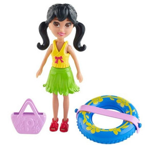 Polly Pocket Surtido Munecas De Vacaciones Crissy