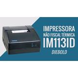 Impressora Diebold Im113 Id Dual (não Fiscal)