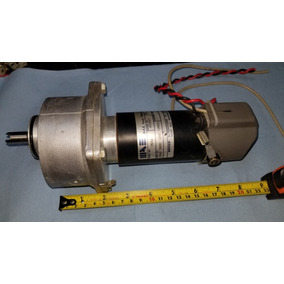 Motor 24 Vcd Con Encoder Mod. Mae M542 Power Industrial