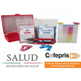 Kit Medidor Analizador De Cloro (dpd) Y Ph Agua (con Regalo)