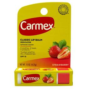 Lip Balm Protetor Labial Solar Carmex Importado Made In Usa!