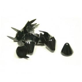 Estoperol Negro Conico Alto Ingles 77 Paqx100 Remaches Pico
