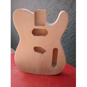Corpo Guitarra Telecaster - Marupá