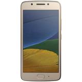 Celular Libre Motorola Moto G5 Xt1670 Oro ( 4g)