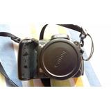 Camara Canon Power Shot 3sil