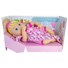 Boneca Nenenzinha Branca - Divertoys - Uliví