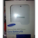 Kit Cargador Dock Y Bateria Samsung Galaxy S4 Zoom +1bateria