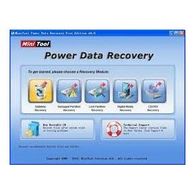 Power Data Recovery7com Serial Original (licença De Tecnico)