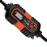 Black And Decker Bdv090 Cargador Mantenedor Baterias, 6-12v
