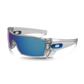 Oakley Oo9101-07 Batwolf Azul Morado Polarizado + Metal Case