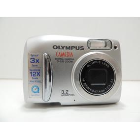 Olympus Camedia D 535 Zoom Com Defeito