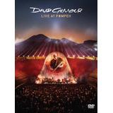 David Gilmour Live At Pompeii - Duplo (digipack)
