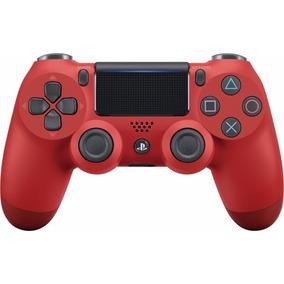 Control Ps4 Sony Dualshock 4 V2 Nuevo Rojo - Phone Store