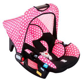 Cadeirinha Bebê Conforto Automóvel 0 A 13 Kg Rosa