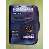Sony. Walkman W-m. Fx 103. Nuevo En Su Caja.