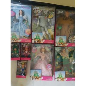Barbie Colection Magico De Oz