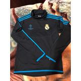 Buzo Real Madrid adidas Champions League Talle S Ronaldo