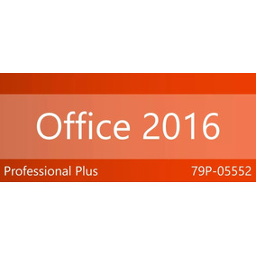 Office2016 Proplus / Oficial / Setup /32-64 Bits