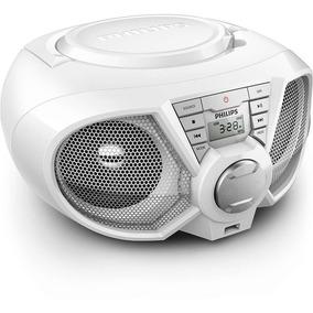 Rádio Philips Soundmachine Px3115stx, Cd, Mp3, Fm, 5 Watts