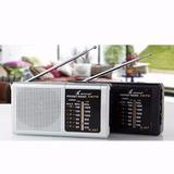 Receptor Radio Fm Am 2 Bandas Antena Pilas