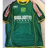 Camisa Xv De Jaú 2011 De Jogo Uniforme 1