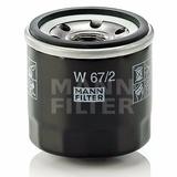 Filtro Aceite Mann Daihatsu New Move 1.0i (desde 01/2001)