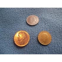 Monedas Italianas Liras Todas Por $30