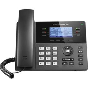 Telefono Ip Grandstream Gxp1760 Poe 6 Lineas Usb Audio Hd