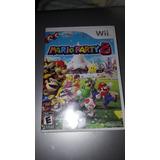 Mario Party 8 Usado Completo