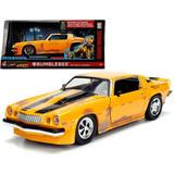 Transformers Chevy Camaro Bumblebee 1977 1:24 Jada Metals