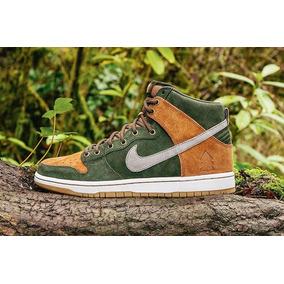 Zapatillas Nike Sb Altas Talle 8 / 40 Nuevas!
