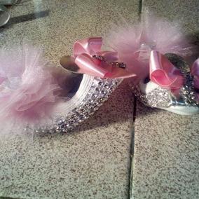 Zapatillas Decoradas De Niña