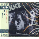 Sacd : The Police - Regatta De Blanc (japan - Import)