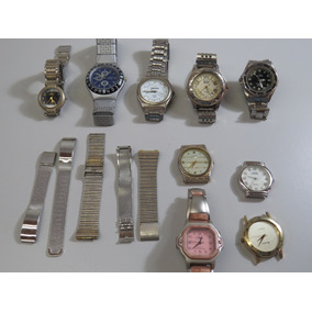 Lote De Relógios Antigos