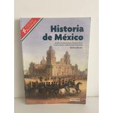 Libro Historia De México Sexta Edición