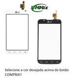 Tela Touch Lg Optimus L7 Li P715 P716 - Preto / Branco Orig