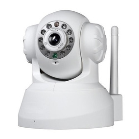 Camera Ip Wireless Seguranca Visão Noturna Via Internete 360