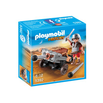 Playmobil 5392 History - Soldado Com Besta Romana