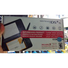 Nintendo Dsi Xl Negro Nuevo Sellado + Garantia Oferta