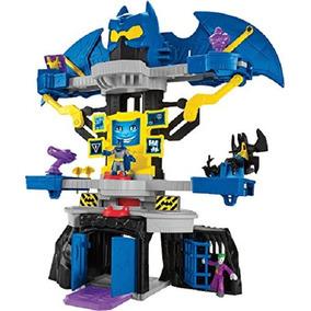 Imaginext Mega Batcaverna Transformável Dnf93